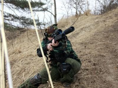 """Снайперская винтовка """"Маузер"""""""