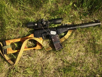 """Снайперская винтовка """"Винторез"""""""