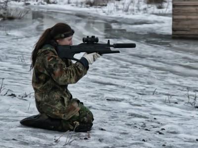 Штурмовая винтовка MP-514